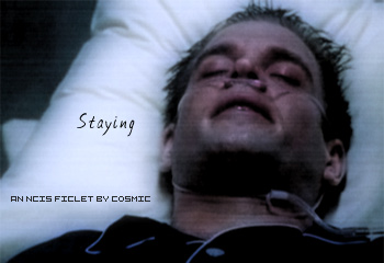 Staying - An NCIS ficlet by Cosmic
